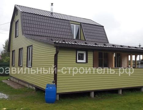 Услуги по реконструккции домов